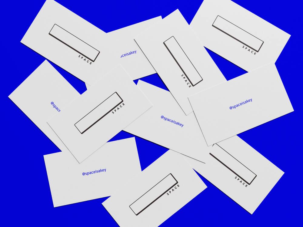 カフェのブランディング_ショップカードのデザイン