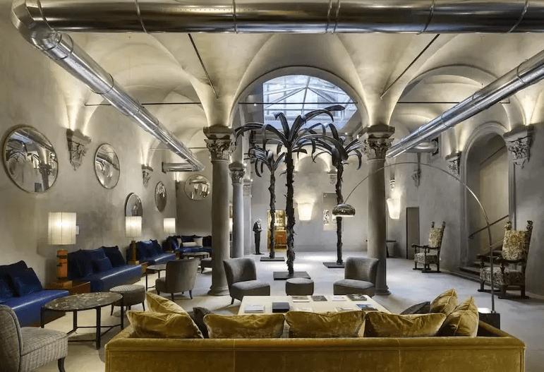 フィレンツェのおすすめホテル