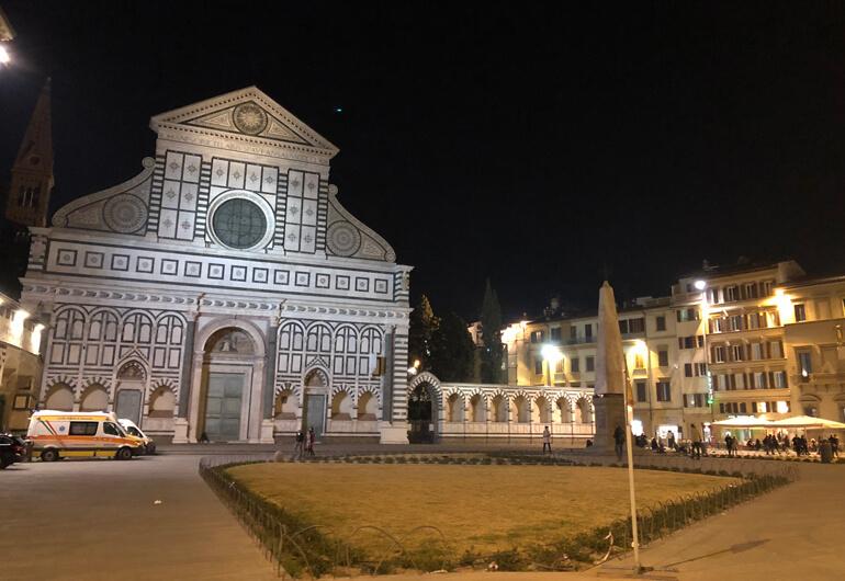 サンタ・マリア・ノヴェッラ教会