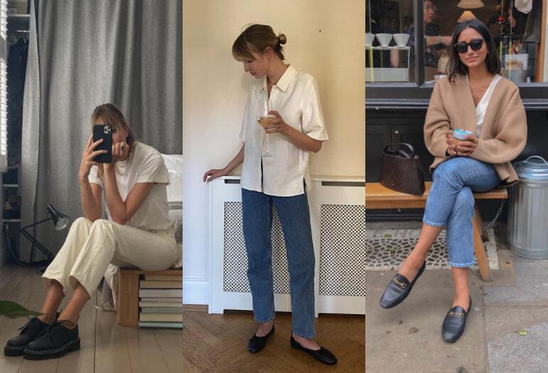 シンプルなベーシックコーデ_おすすめのレザーシューズ・革靴