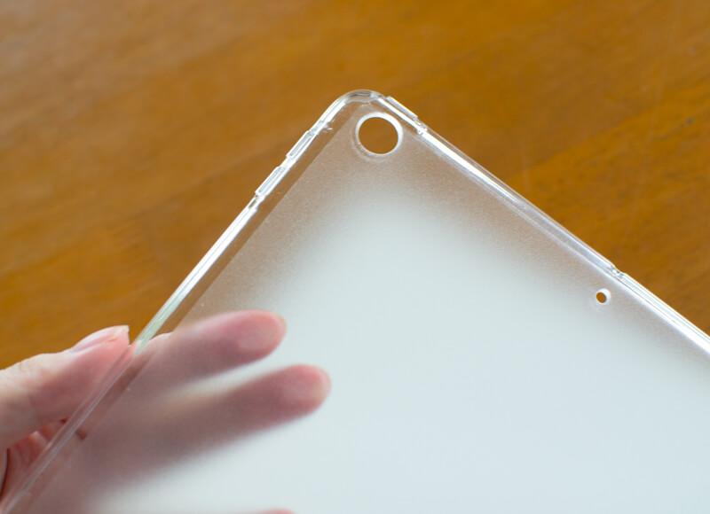 絵画デザインの三つ折りiPadケース_モネとゴッホ