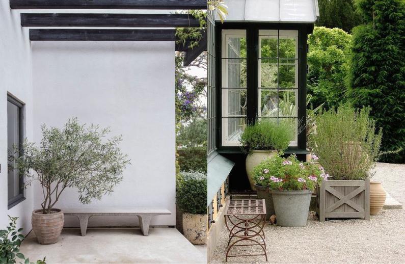 おしゃれな屋外用ガーデンチェア_ベンチ・スツール